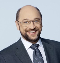 Martin Schulz, Spitzenkandidat der SPD zur Europawahl 2009